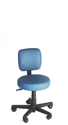 SomaHybrid with round seat and narrow back
